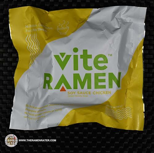 #3239: Vite Ramen Soy Sauce Chicken Instant Noodle Soup - United States