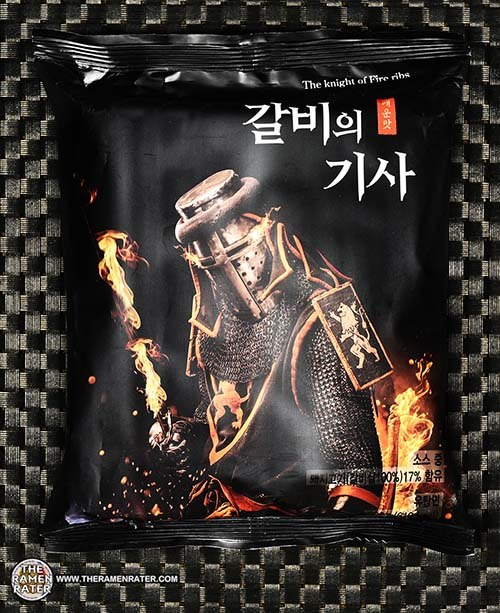 #3279: Palkin The Knight Of Fire Ribs - South Korea