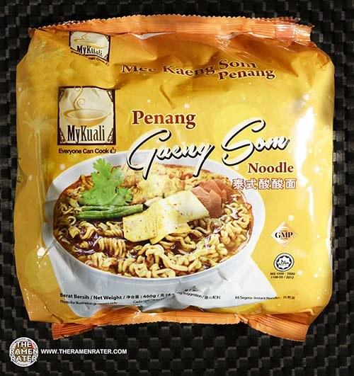#3284: MyKuali Penang Gaeng Som Noodle - Malaysia