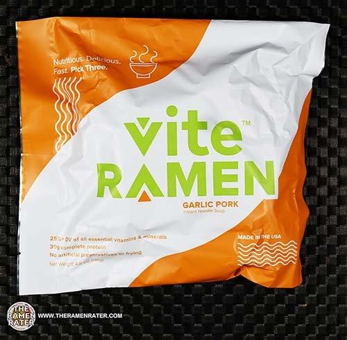 #3267: Vite Ramen Garlic Pork Instant Noodle Soup - United States