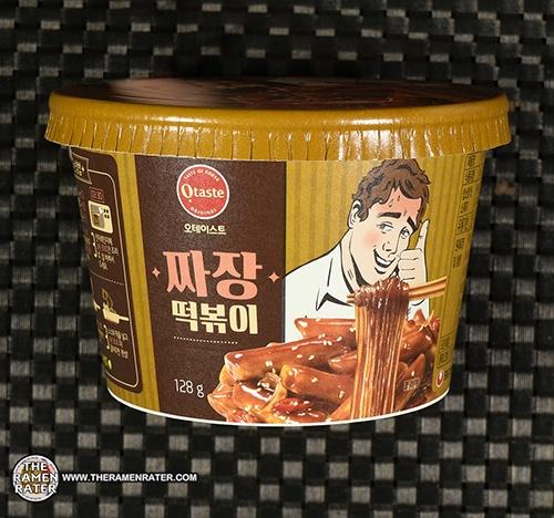#3314: O'Taste Jjajang Tteokbokki With Noodles - South Korea