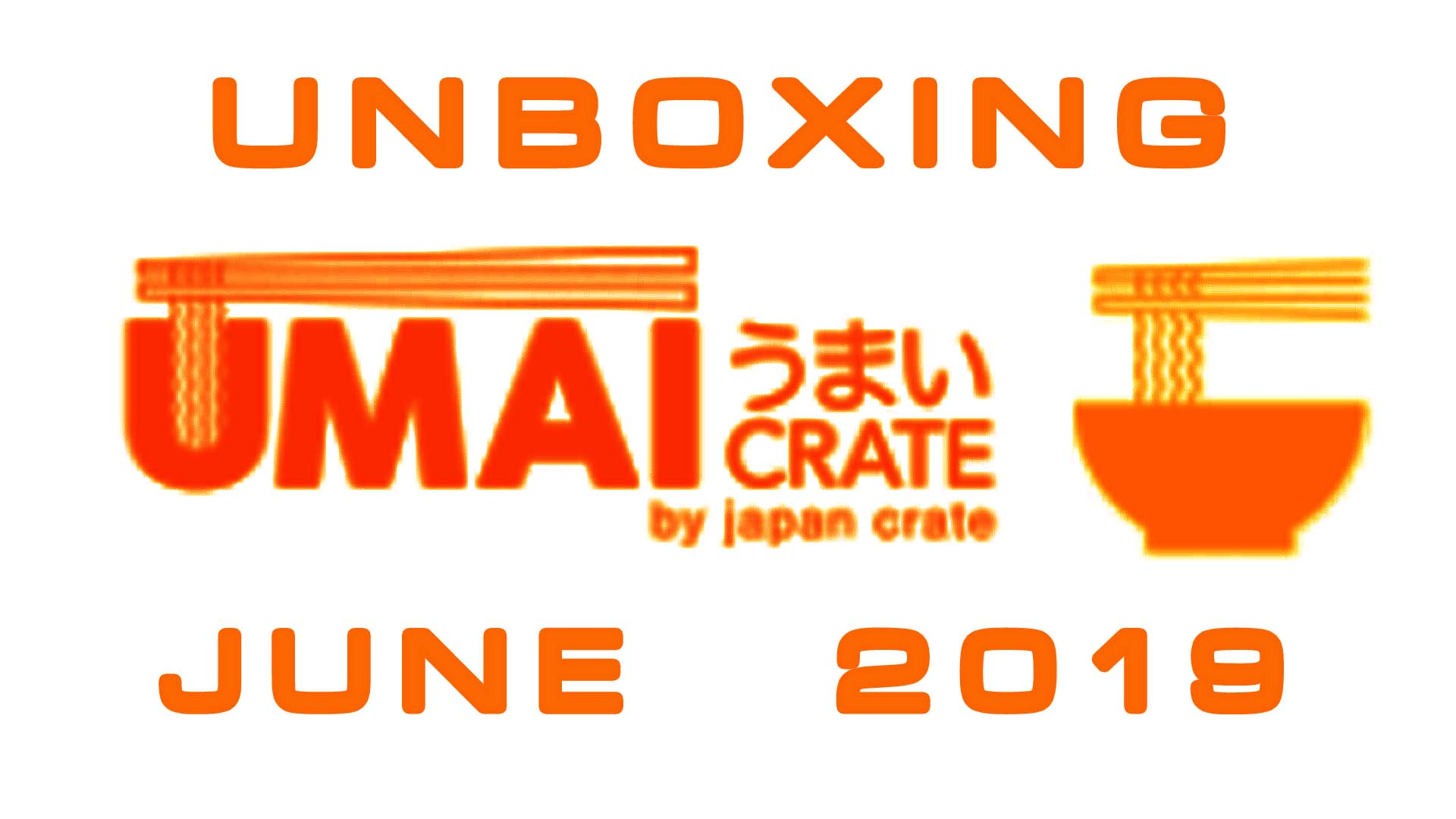 Umai Crate Japanese Instant Noodles Father's Day 2019
