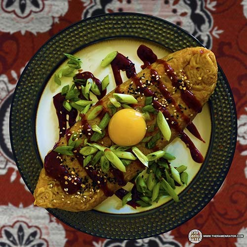Shin Ramen Burrito Prison Recipe - Instant Noodle Recipe Time
