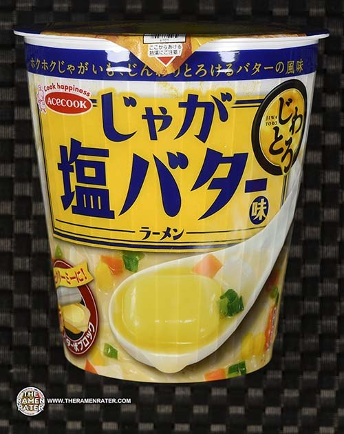 #3439: Acecook Potato Butter Shio Ramen - Japan