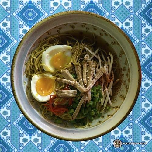 #3447: Itsuki Chinese Lemon Cold Noodle - Japan