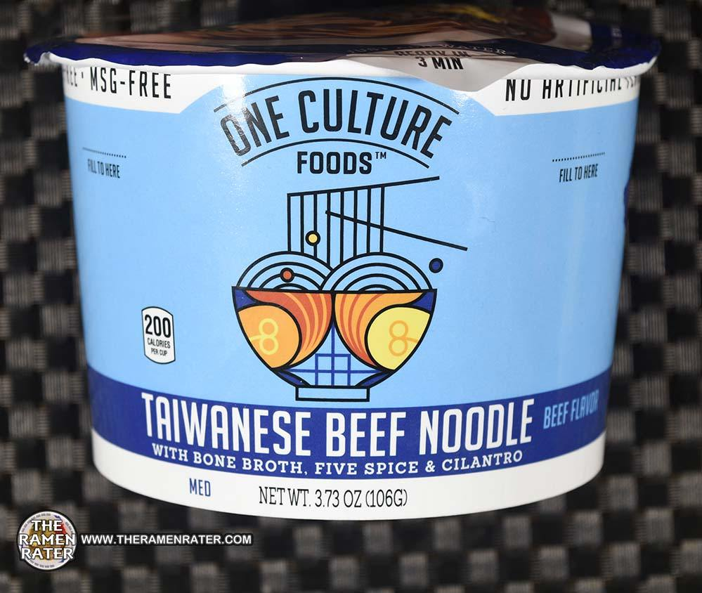 #3426: One Culture Foods Taiwanese Beef Noodle - United States
