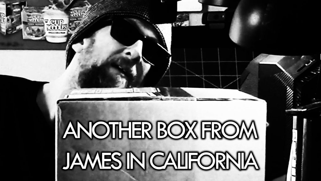 Another Box Of Donations From James Of California