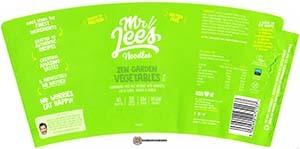#3506: Mr Lee's Noodles Zen Garden Vegetables - United Kingdom