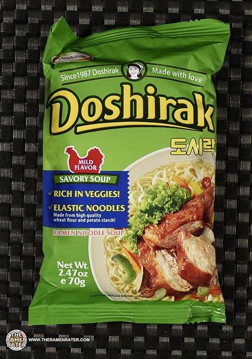 Doshirak Mild Flavor Chicken Ramen Noodle Soup - Russian Federation