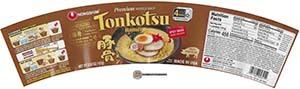 #3535: Nongshim Tonkotsu Ramen Premium Noodle Soup - United States