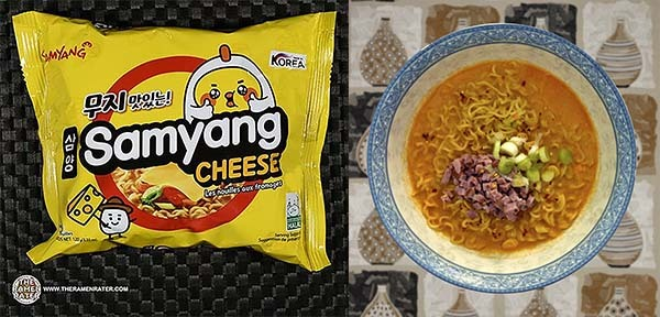 Top Ten South Korean Instant Noodles