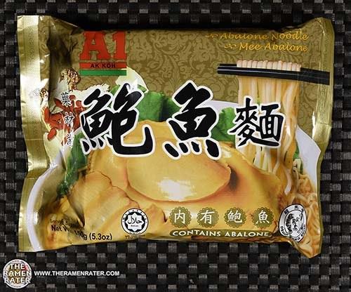 #3522: A1 Abalone Noodle - Malaysia