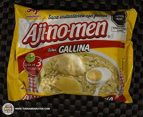 #3561: Aji-no-men Sabor Gallina - Peru