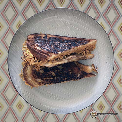 Ultimate Ramen Grilled Cheese Sandwich Recipe