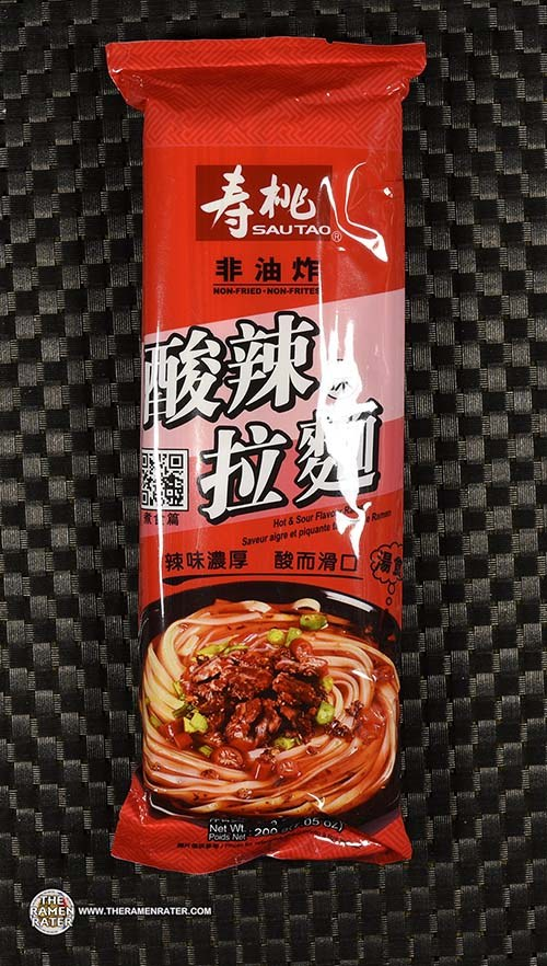 Meet The Manufacturer: #3582: Sau Tao Hot & Sour Flavour Ramen - Hong Kong