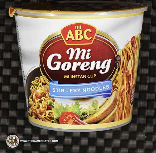 Meet The Manufacturer: #3602: mi ABC Mi Goreng Mi Instan Cup Stir-Fry Noodles - Indonesia