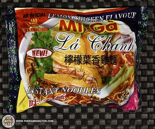 Meet The Manufacturer: #3606: Thien Huong Food Lemon Chicken Flavour Instant Noodles - Vietnam