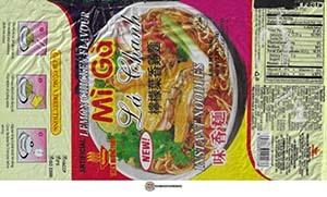 Meet The Manufacturer: #3606: Thien Huong Food Lemon Chicken Flavour Instant Noodles - Vietnam