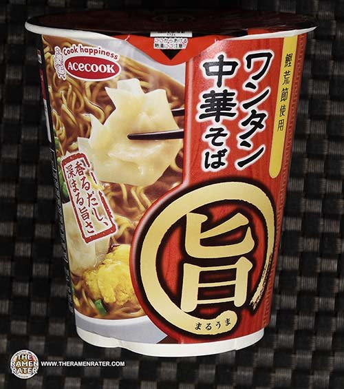 #3614: Acecook Wantan Chuka Soba - Japan