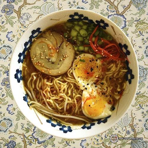 #3619: Igarashi Seimen Miso Ramen - Japan