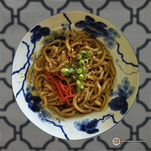 #3625 Wang Teriyaki Udon Original - South Korea