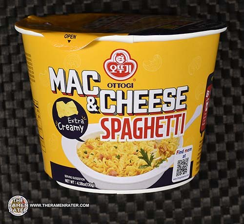 #3627: Ottogi Mac & Cheese Spaghetti - United States