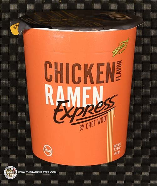 Meet The Manufacturer: #3670: Ramen Express By Chef Woo Chicken Flavor - United States