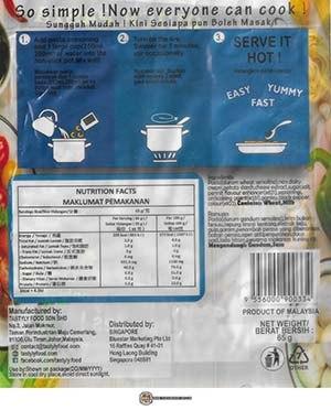 #3681: Tasty.ly Quick Pasta Creamy - Malaysia