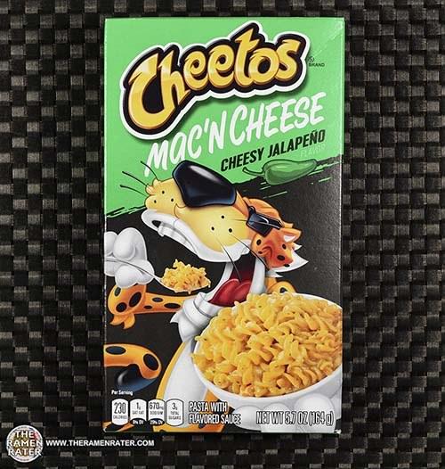 #3727: Cheetos Mac'N Cheese Cheesy Jalapeno - United States
