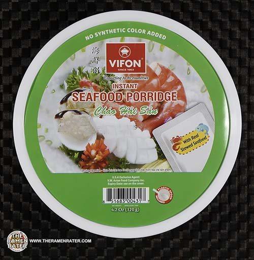 #3725: Vifon Instant Seafood Porridge - Vietnam